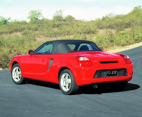 Фото Toyota MR 2 (_W3_)